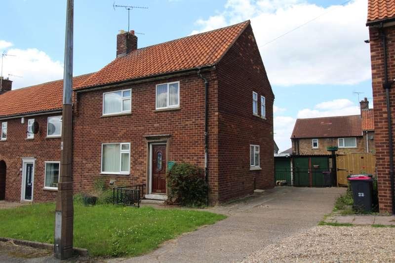 3 Bedrooms Semi Detached House for sale in Danby Road, Kiveton Park, Sheffield, S26