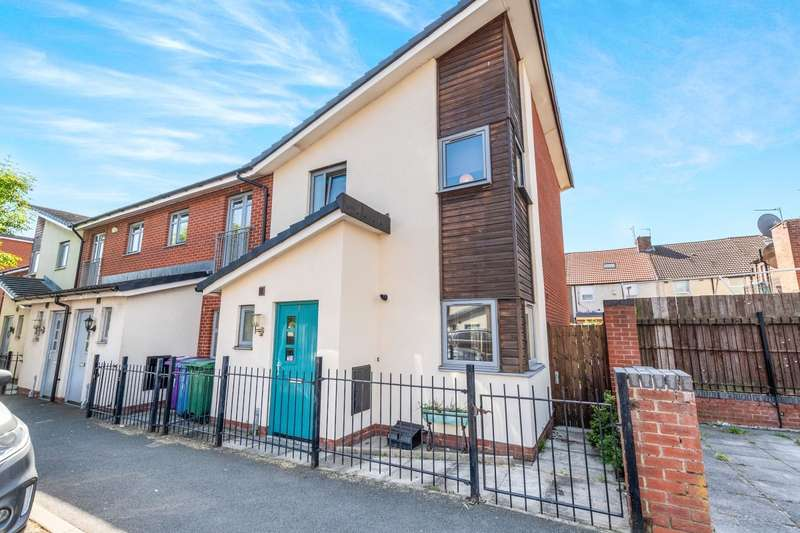 3 Bedrooms House for sale in Lennox Way, Liverpool, L7