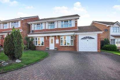 4 Bedrooms Detached House for sale in Varlins Way, Kings Norton, Birmingham, West Midlands