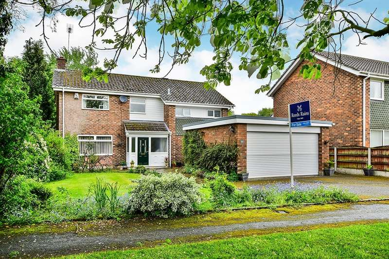 4 Bedrooms Detached House for sale in Harrington Drive, Gawsworth, Macclesfield, Cheshire, SK11