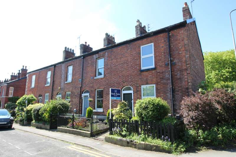 2 Bedrooms Semi Detached House for sale in Prestbury Road, Macclesfield, Cheshire, SK10