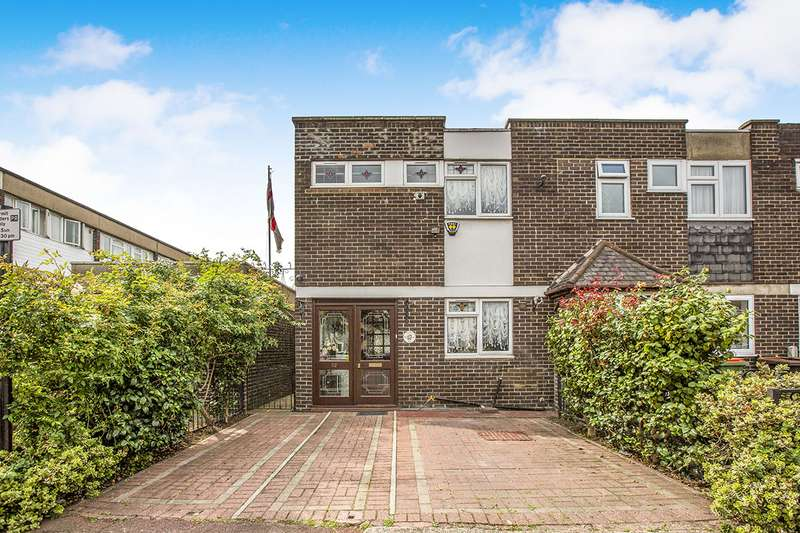 3 Bedrooms House for sale in New Barn Street, London, E13