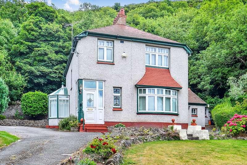 4 Bedrooms Detached House for sale in Ffordd Talargoch, Prestatyn, Clwyd, LL19