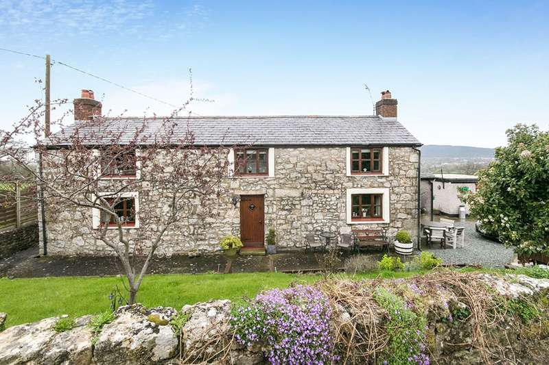 3 Bedrooms Detached House for sale in Groesffordd Marli, Abergele, Denbighshire, LL22