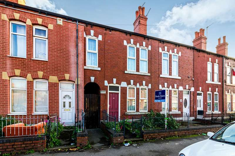3 Bedrooms House for sale in Norborough Road, Tinsley, Sheffield, S9