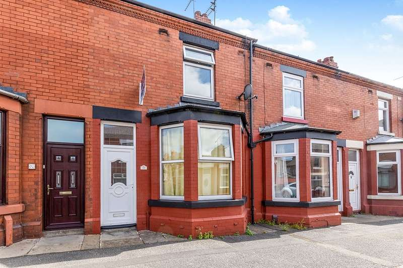 2 Bedrooms House for sale in Park Road, Widnes, Cheshire, WA8