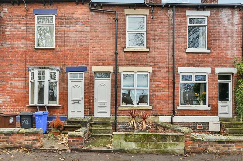 3 Bedrooms House for sale in Cliffefield Road, Sheffield, S8