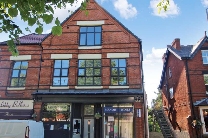 1 Bedroom Flat for sale in Evesham Road, Astwood Bank, Redditch, B96 6AA