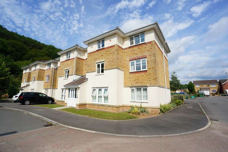 2 Bedrooms Ground Flat for sale in Coed Celynen Drive , Abercarn, Newport, np11