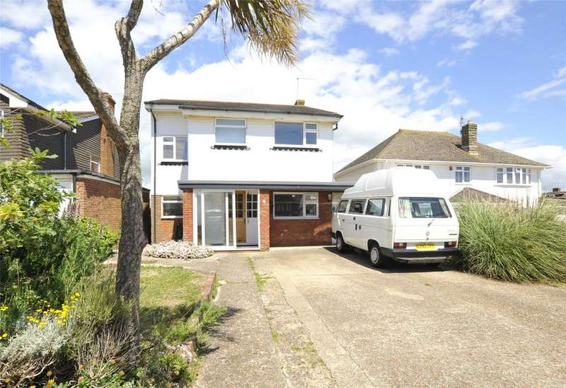 4 Bedrooms Detached House for sale in Kingston Bay Road, Shoreham-By-Sea, West Sussex, BN43