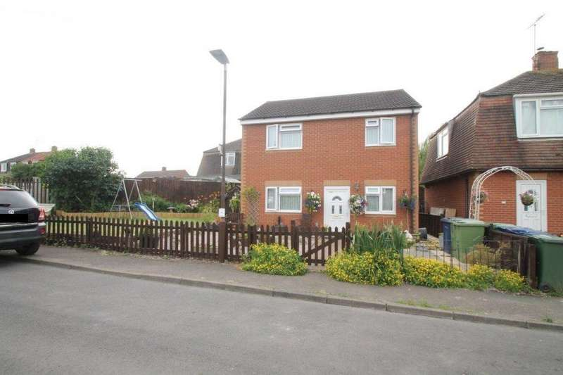 3 Bedrooms Detached House for sale in Lancaster Road, Tewkesbury