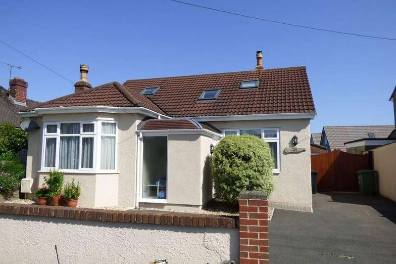 4 Bedrooms Detached Bungalow for sale in Station Road, Winterbourne Down, Bristol