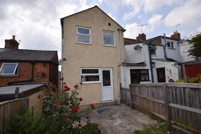 2 Bedrooms End Of Terrace House for sale in Springfield Road, Cashes Green, Stroud