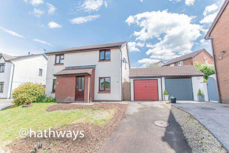 2 Bedrooms Semi Detached House for sale in Chester Close, New Inn