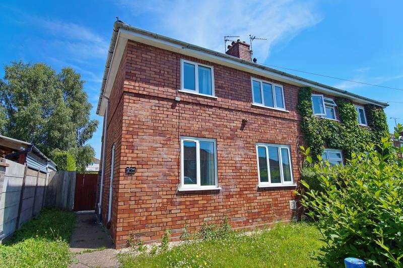 3 Bedrooms Semi Detached House for rent in Groveleaze, Shirehampton, Bristol, BS11 9QR