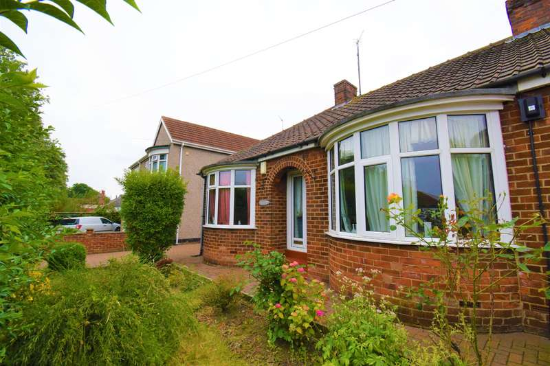 2 Bedrooms Semi Detached House for sale in South Park Avenue, Middlesbrough, TS6 0NS