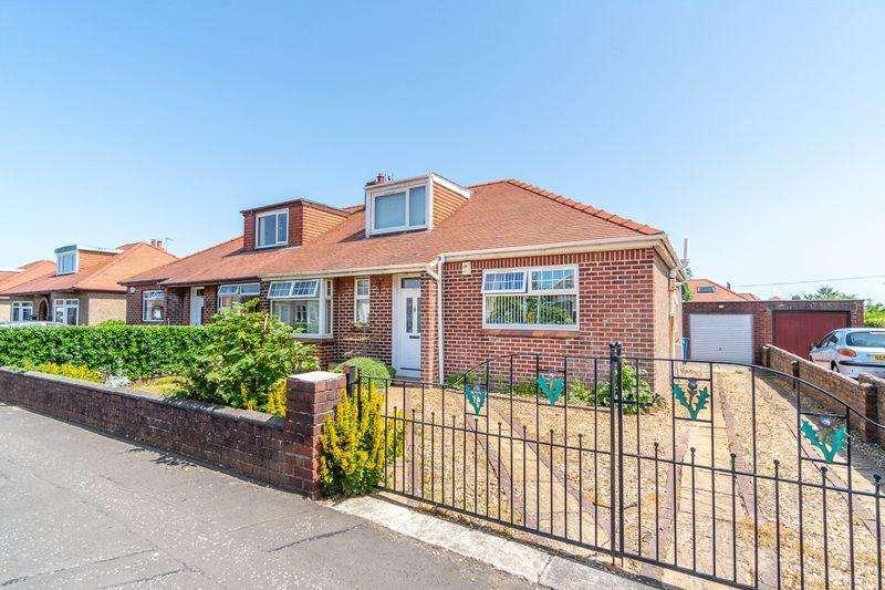 4 Bedrooms Semi Detached Bungalow for sale in 163 Adamton Road South, Prestwick, KA9 2BL