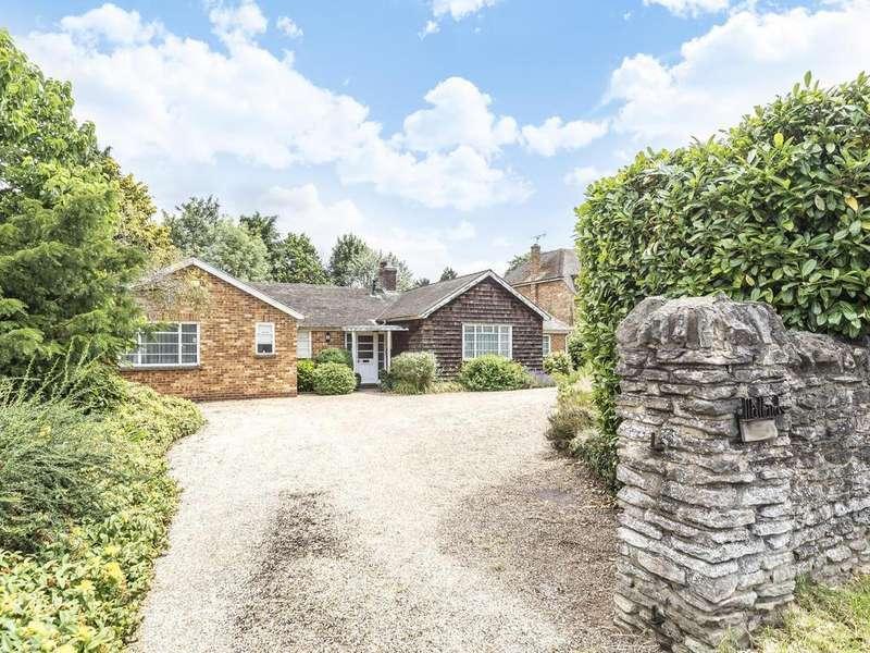 4 Bedrooms Bungalow for sale in Tilehurst, Reading, RG31