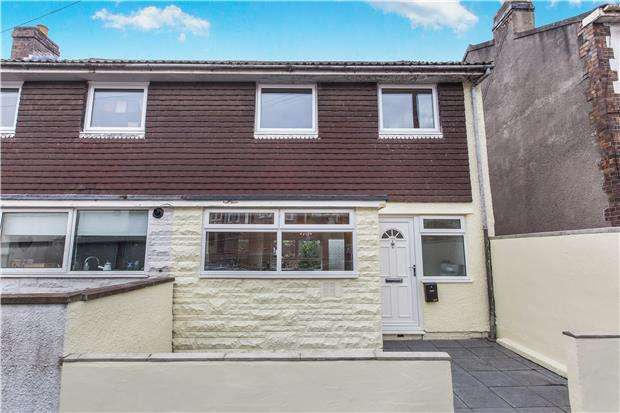 3 Bedrooms Maisonette Flat for sale in Cotswold Road, Windmill Hill, Bristol, BS3 4NP