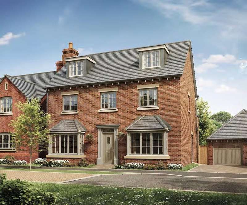 5 Bedrooms Detached House for sale in Plot 10 Tarnbrook, Avon View, Welford On Avon