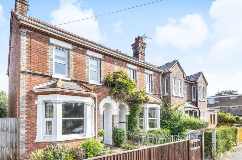 3 Bedrooms End Of Terrace House for sale in Holmes Road, Reading