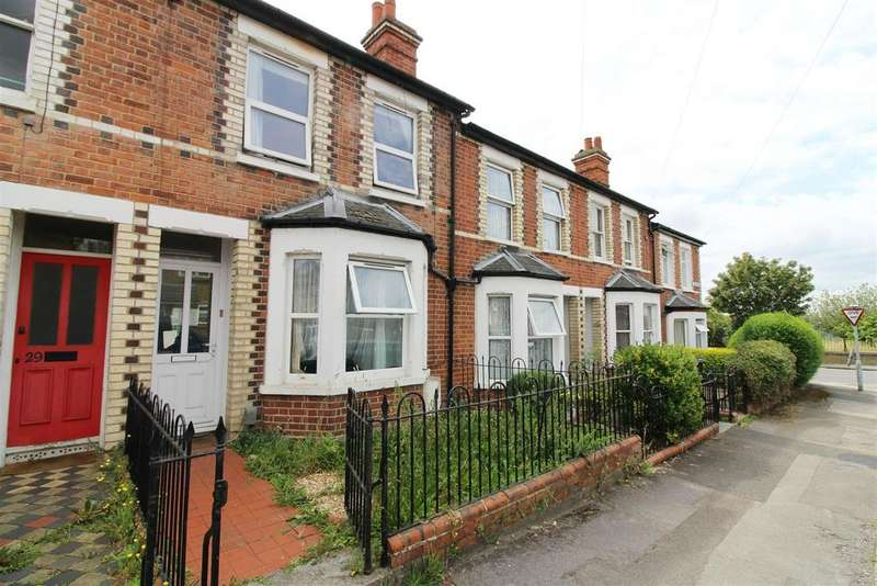 3 Bedrooms Terraced House for sale in Hagley Road, Reading, Berkshire