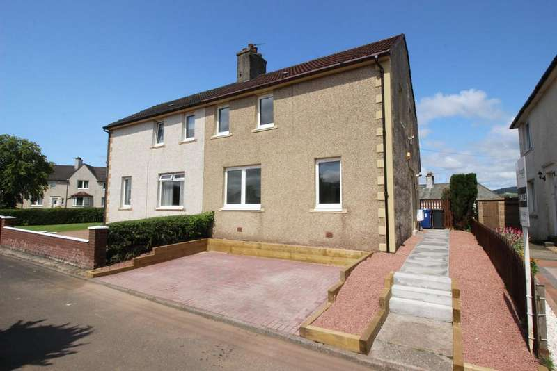 3 Bedrooms Semi Detached House for sale in 9 McKenzie Avenue, Clydebank, G81 2AT