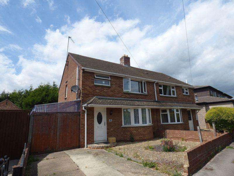 3 Bedrooms Semi Detached House for sale in St. Johns Avenue, Gloucester