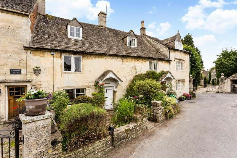 2 Bedrooms Cottage House for sale in St. Marys Street, Painswick, Stroud