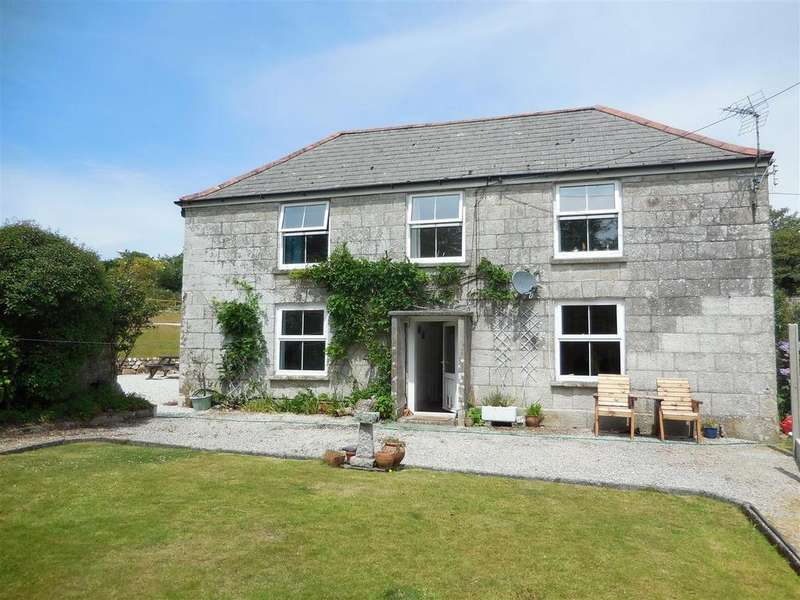 4 Bedrooms Farm House Character Property for sale in Lanjeth, St. Austell