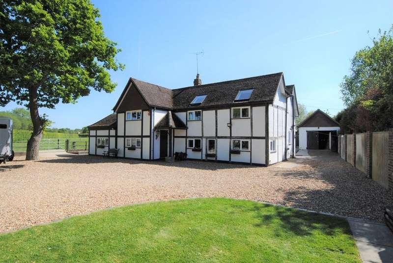 4 Bedrooms Detached House for sale in Bracknell BERKSHIRE