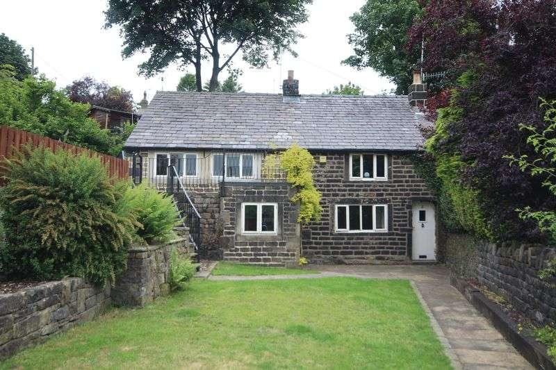 4 Bedrooms Property for sale in MIDDLE CALDERBROOK, Littleborough OL15 9NN