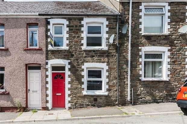 2 Bedrooms Terraced House for sale in Neuadd Street, Abertillery, Blaenau Gwent