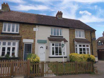 2 Bedrooms Terraced House for sale in Everton Road, Potton, Sandy, Bedfordshire