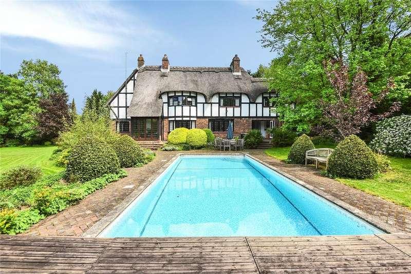 6 Bedrooms Detached House for sale in Alleyns Lane, Cookham Dean, SL6