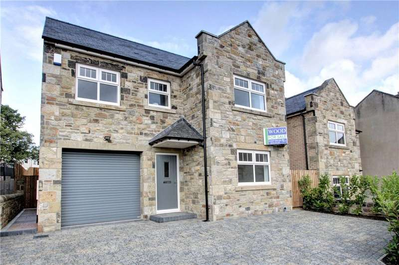 4 Bedrooms Detached House for sale in West Road, Tantobie, Stanley, DH9