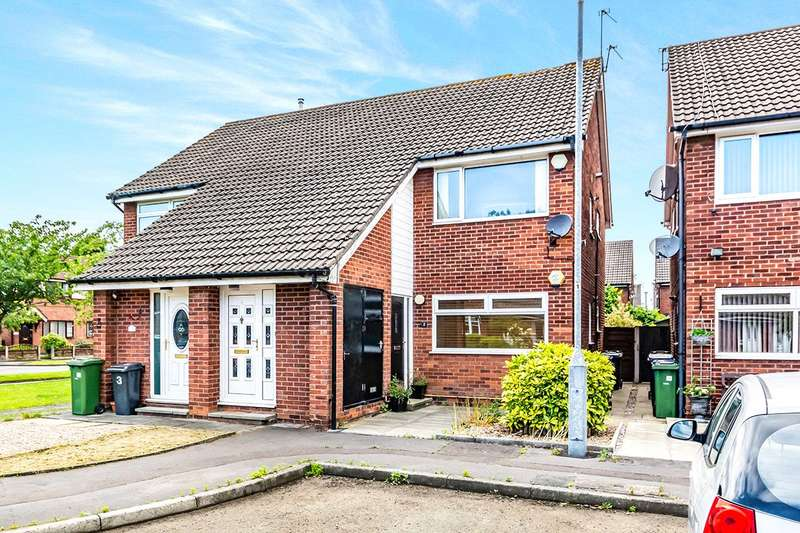 2 Bedrooms Apartment Flat for sale in Dunecroft, Denton, Manchester, M34