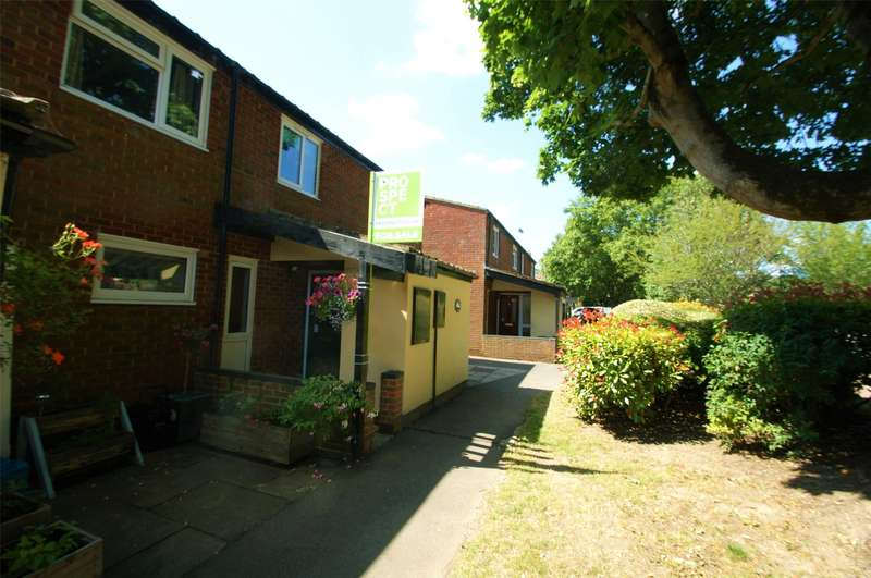 2 Bedrooms End Of Terrace House for sale in Valon Road, Arborfield, Berkshire, RG2