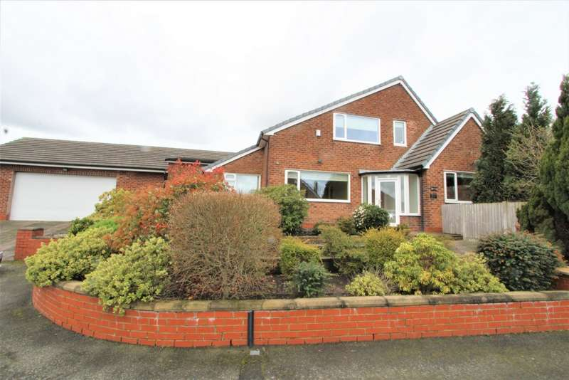 5 Bedrooms Detached House for sale in Villiers Crescent, Eccleston, WA10