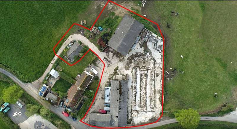 Land Commercial for sale in SITE FOR 6 DWELLINGS, Chard, Somerset