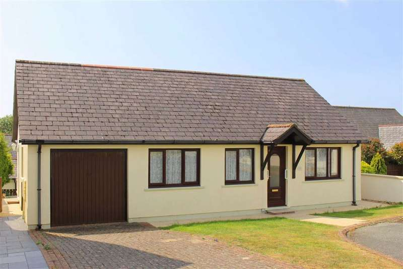 3 Bedrooms Detached Bungalow for sale in Swallow Dale, Saundersfoot