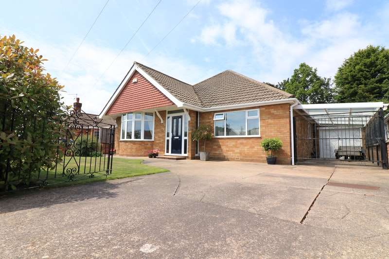 3 Bedrooms Bungalow for sale in Aldrich Road, Cleethorpes, Lincolnshire, DN35