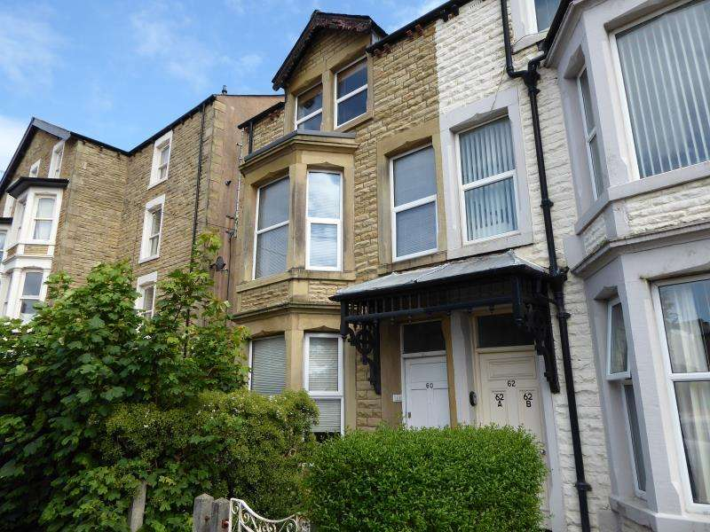 1 Bedroom Flat for rent in Flat 1, 60 Chatsworth Road, Morecambe, LA3 1BJ