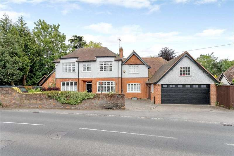 5 Bedrooms Detached House for sale in Thames Street, Sonning, Reading, Berkshire, RG4