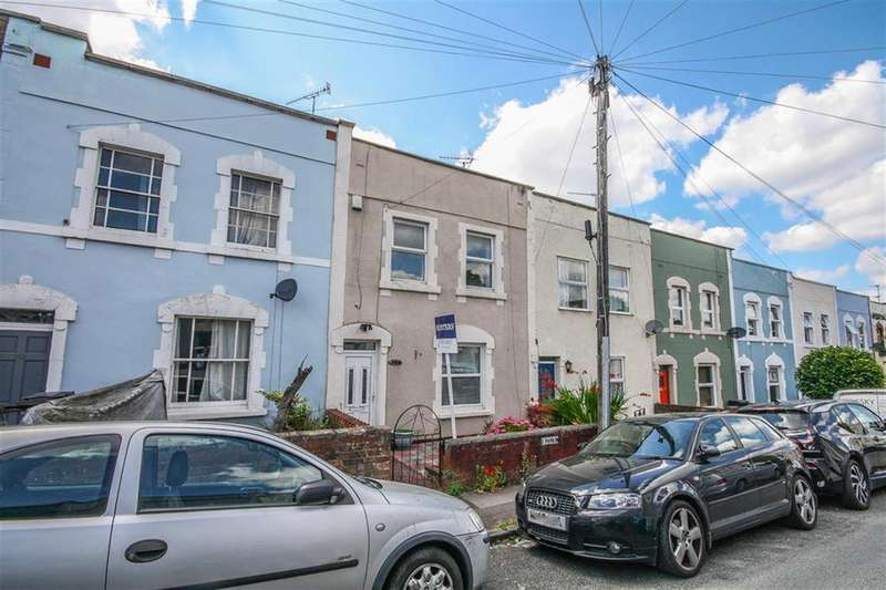 3 Bedrooms Terraced House for sale in Oxford Street, Totterdown, Bristol, BS3 4RH