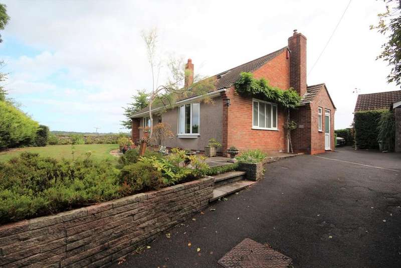 4 Bedrooms Detached House for sale in High Street, Pensford
