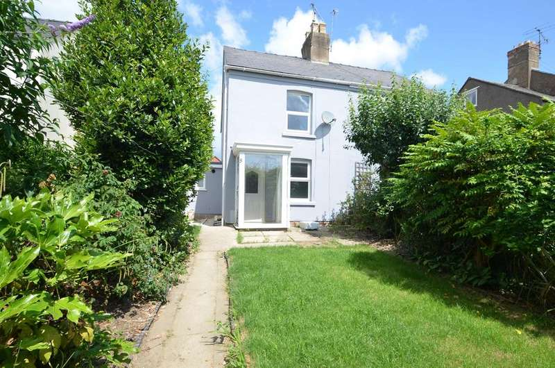 2 Bedrooms Semi Detached House for sale in Etheldene Road, Cashes Green, Stroud, GL5