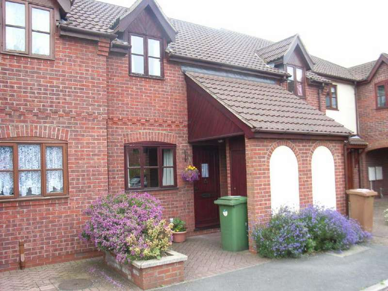 2 Bedrooms End Of Terrace House for rent in The Bottlings, Elwes Street, Brigg, North Lincolnshire, DN20