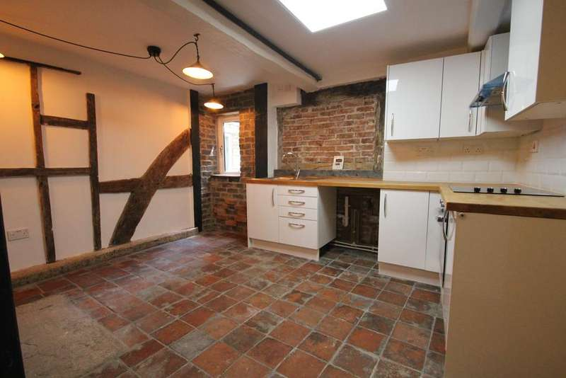 2 Bedrooms House for sale in Fletchers Alley, Tewkesbury,