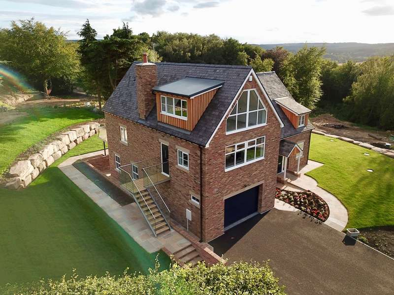 5 Bedrooms Detached House for sale in Plot 2, Low Friarside Burnopfield